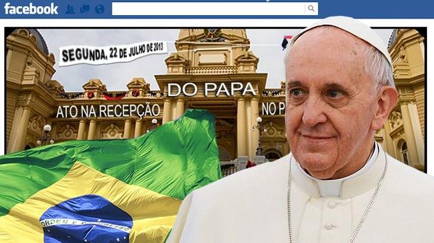 Brasil: El papa Francisco será recibido por la presidenta… y por miles de manifestantes