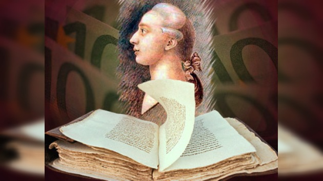 240 mil dólares por original de las conquistas de Giacomo Casanova