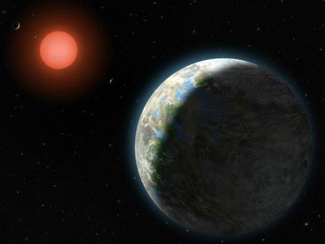 Resultado de imagen de Descubiertos posibles planetas aptos para la Vida