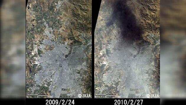 El sismo de Chile reduce la duración del día