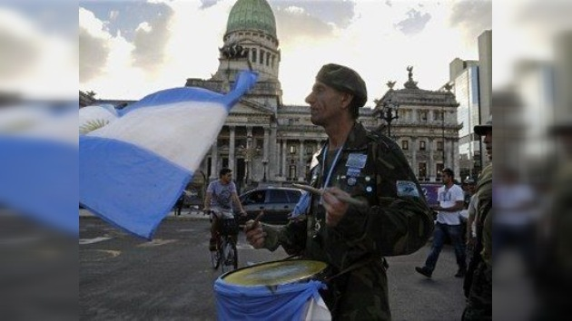 El Congreso argentino aprueba un proyecto de soberanía sobre las islas Malvinas