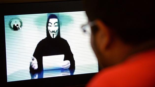 Anonymous pide justicia por la violación y asesinato de una niña de dos años