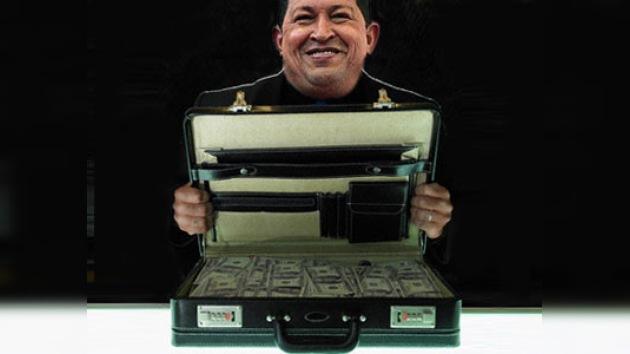 Chávez creará el primer banco público venezolano