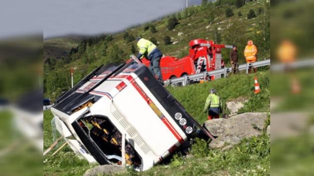 Un accidente de bus en Perú deja al menos 11 muertos