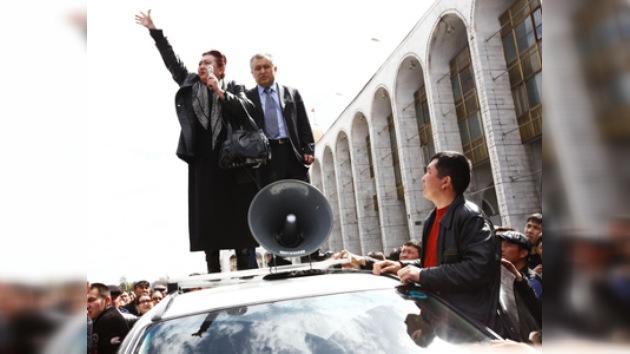 Biskek niega la implicación del extranjero en el golpe de Estado
