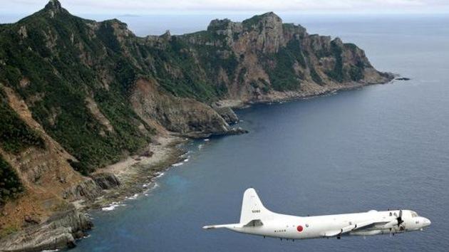 El conflicto militar entre China y Japón podría estallar en el aire