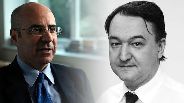 Declaran culpables de evasión fiscal a Magnitski y Browder
