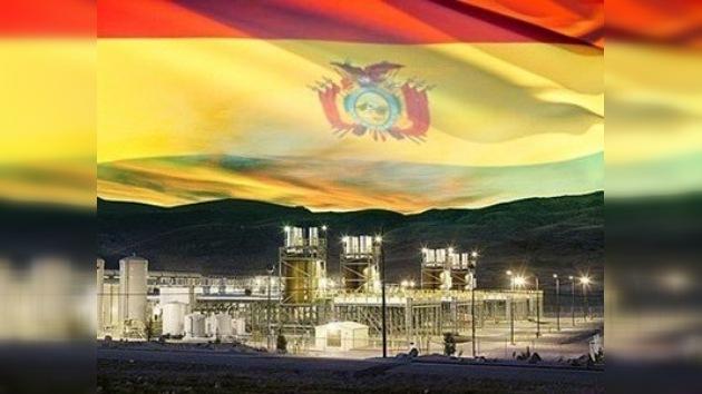 Bolivia nacionaliza cinco empresas de energía