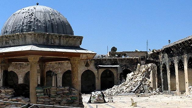 Fotos: Siria antes y después de la guerra