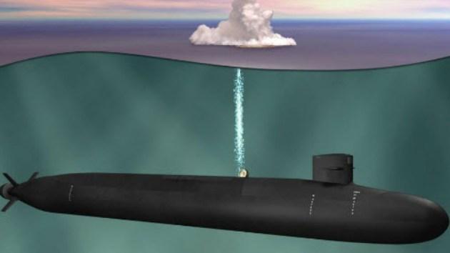 La Marina de Guerra de EE.UU. encarga nuevos submarinos estratégicos