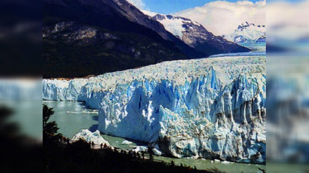 El glaciar Ameghino en Argentina retrocedió 4 kilómetros en 80 años