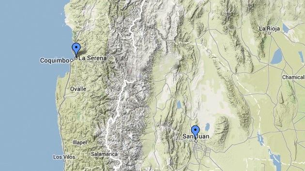 Laboratorio subterráneo de los Andes desvelará el misterio de la materia oscura