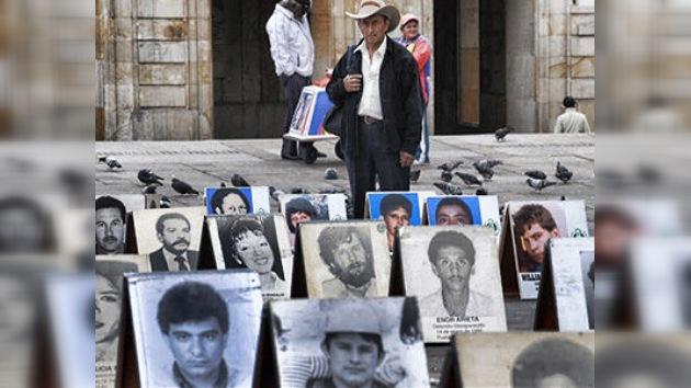 """ONU: """"La desaparición forzada en Colombia es de dimensiones escalofriantes"""""""