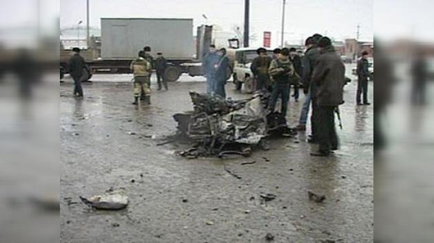 Dos muertos y 23 heridos en dos ataques terroristas en el sur de Rusia