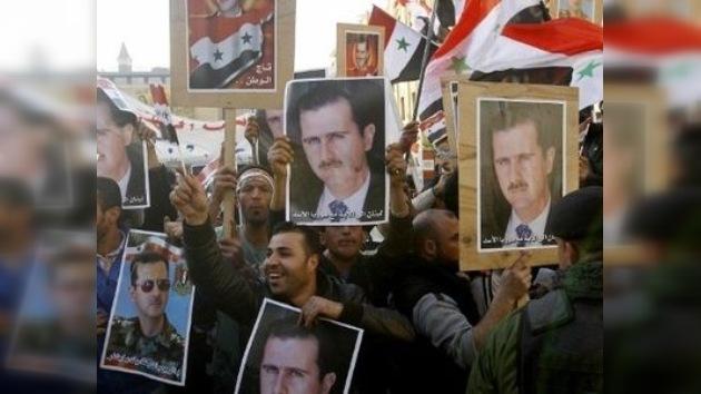"""""""Los 'Amigos de Siria' son amigos de Washington y enemigos del pueblo sirio"""""""