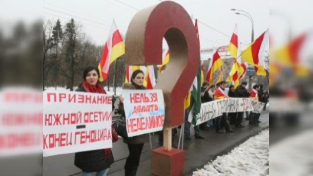 El Parlamento bielorruso aplazó el examen del reconocimiento a la primavera