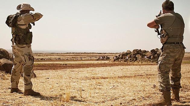 Una brigada rebelde libio-irlandesa actúa en el noroeste de Siria