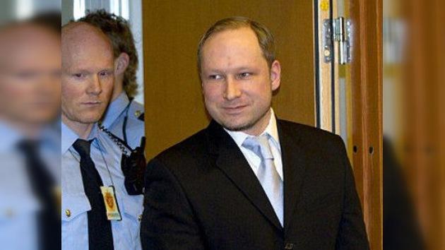 Los médicos declaran a Anders Breivik mentalmente sano