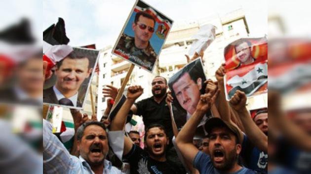 """""""No son amigos, sino enemigos de Siria"""""""