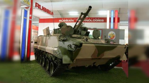 Rusia espera firmar contrato de suministro de armamento con varios países latinoamericanos