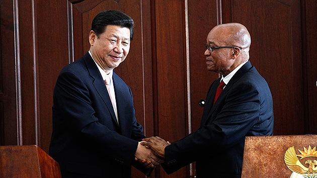 """Empesarios: """"China trabaja muy bien y no dicta cómo gobernar a los africanos"""""""