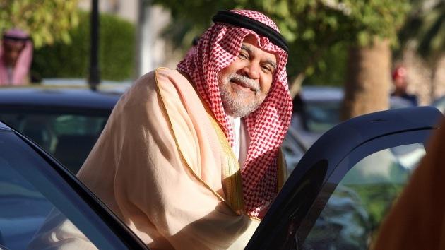 Conozcan al príncipe Bandar bin Sultán, 'la mano oculta' del ataque químico en Siria