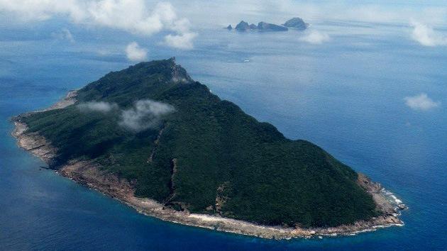 EE.UU. y Japón se preparan para defender las islas Senkaku de un eventual ataque de China