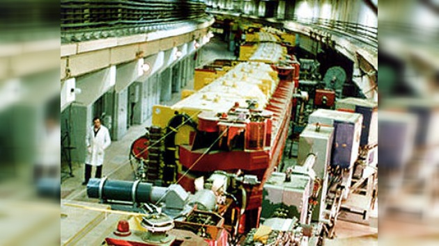 Rusia podría restaurar su gran acelerador de partículas