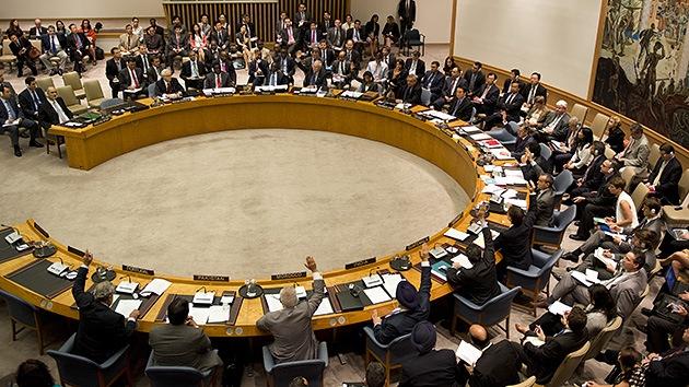 Rusia y China vetan la resolución de la ONU sobre Siria