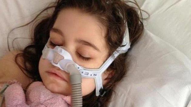Una niña sobrevive gracias al cambio de la ley de trasplantes en EE.UU.