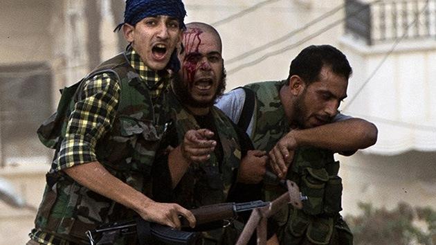"""""""Los rebeldes nunca podrán salir ganadores del conflicto sirio"""""""