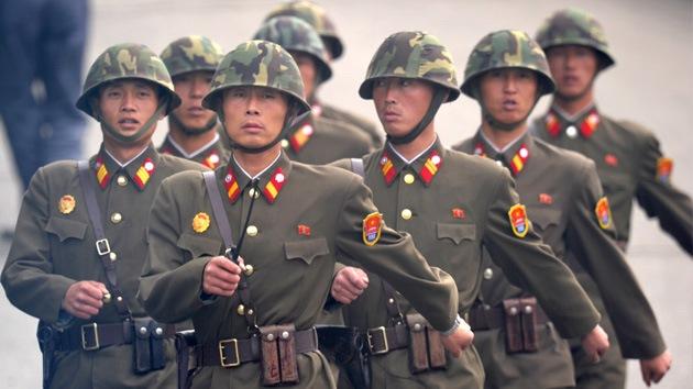 """Corea del Norte: """"Las acciones de los surcoreanos son una declaración de guerra"""""""
