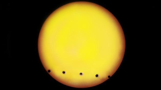 La oportunidad del Siglo: en junio se podrá contemplar a Venus pasando delante del Sol