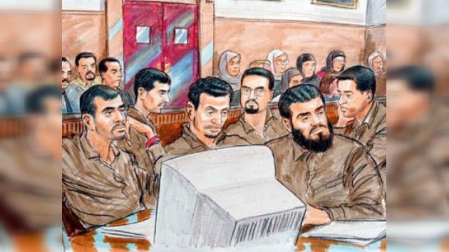Juzgan a seis islamistas por planear actos terroristas en Gran Bretaña