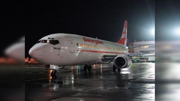 Georgia invita a Rusia a reanudar el tráfico aéreo