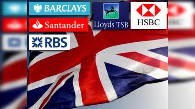 El Gobierno consigue que cuatro bancos británicos moderen sus bonos