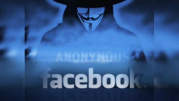 Porno y violencia en Facebook: ¿Anonymous culpable?
