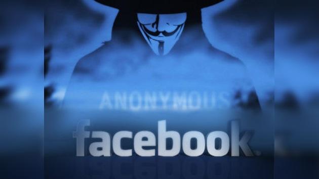 Porno y violencia en Facebook: ¿Anonymous culpable?