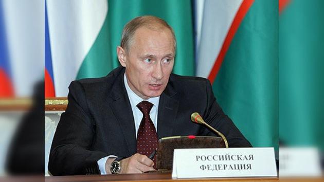 La entrevista de Putin tras el encuentro de la CEI