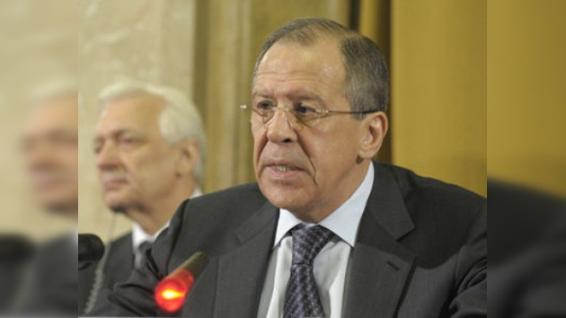 Serguéi Lavrov: Se intenta iniciar una operación militar terrestre en Libia