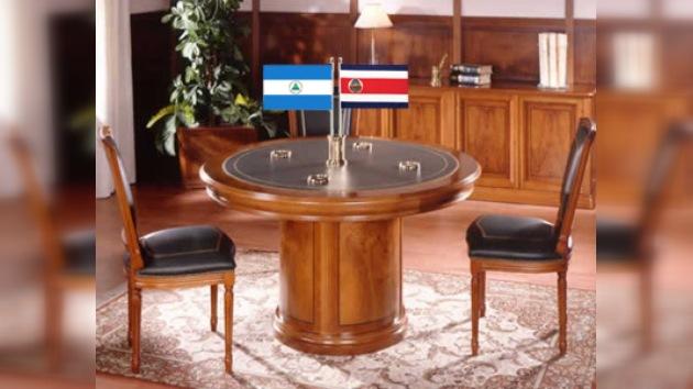 Nicaragua se comprometió a negociar con Costa Rica
