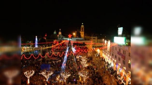 Los católicos de todo el mundo festejan la Navidad