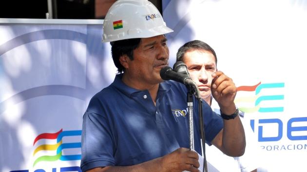 El Gobierno boliviano expropia cuatro filiales a la española Iberdrola
