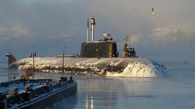 La Marina rusa contará con un submarino nuclear de exploración de fondos marinos