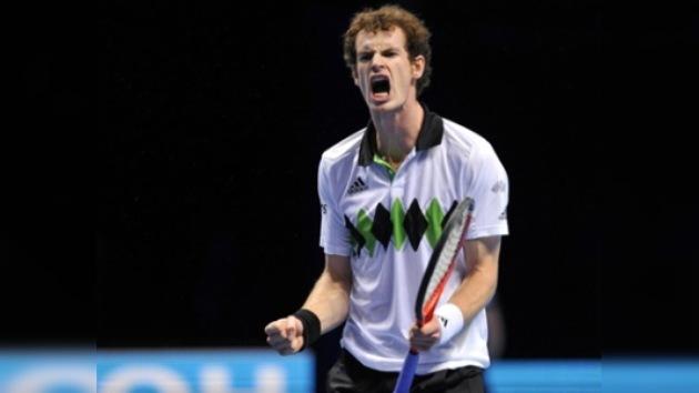 Federer y Murray clasifican para las semifinales de la Copa de Maestros