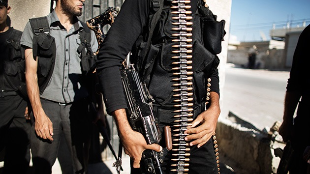 Los tesoros de Siria, 'moneda de cambio' para adquirir armas para los rebeldes