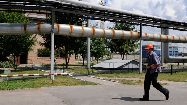 "Yatseniuk: ""Ucrania no sobrevivirá sin gas ruso"""