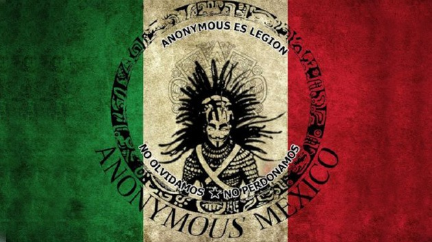 Video: Anonymous echa un cable a los maestros contra la reforma en México