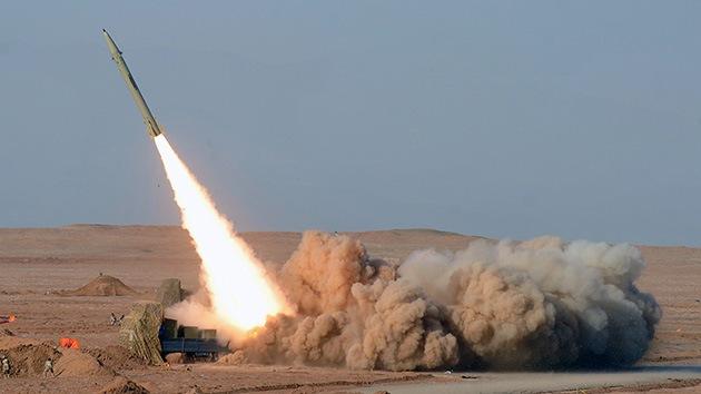Irán 'blinda' a su Ejército con misiles y escudos inteligentes de última tecnología