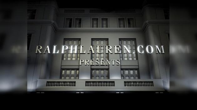 "Ralph Lauren presenta primera ""publicidad en 4D"" de la historia"